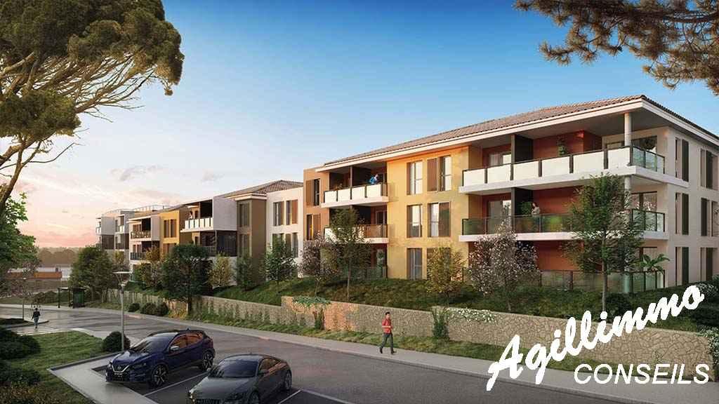 Appartement 4 pièces neuf - DRAGUIGNAN - Côte d'Azur
