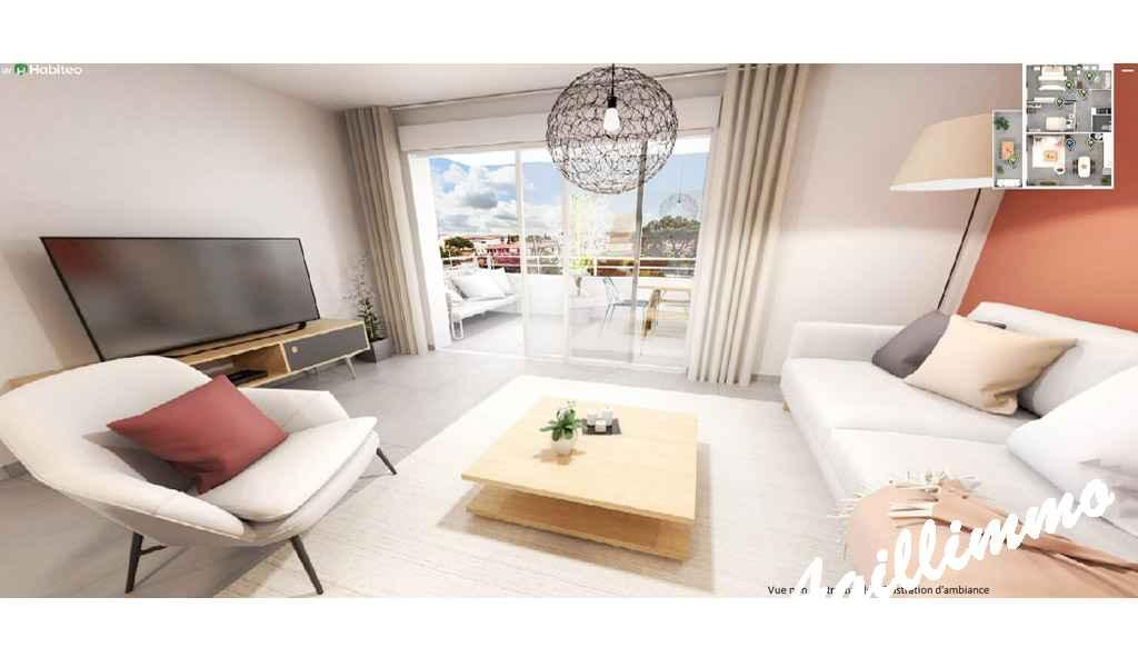 Appartements neufs au coeur du centre ville - PUGET SUR ARGENS - Côte d'Azur
