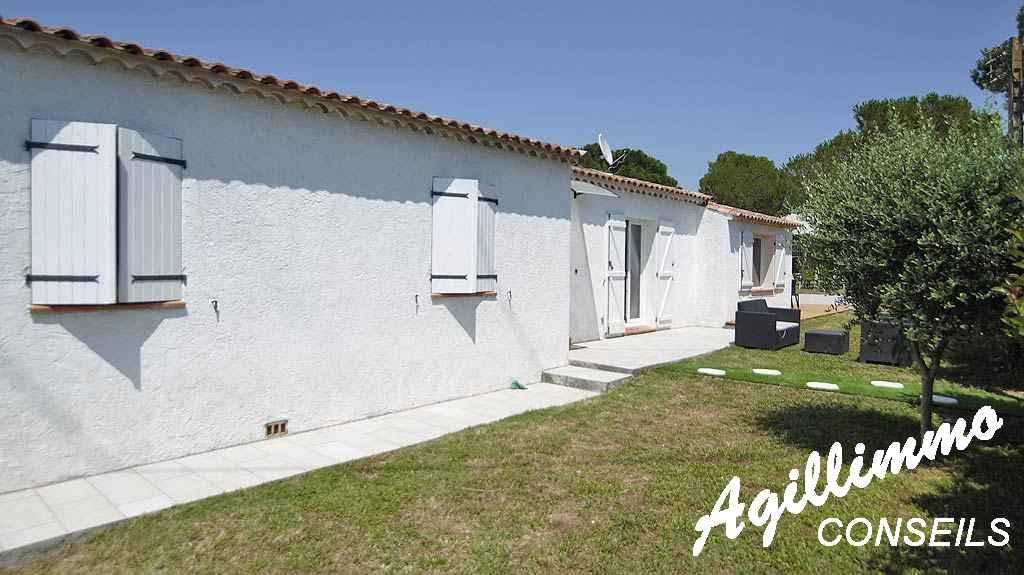 Charmante villa T4 de plain pied - PUGET SUR ARGENS - Côte d'Azur