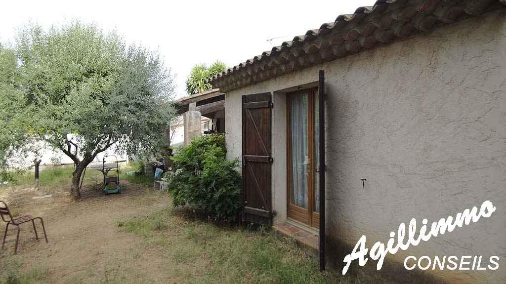 Maison 4 pièces de plain-pied - FREJUS - Côte d'Azur