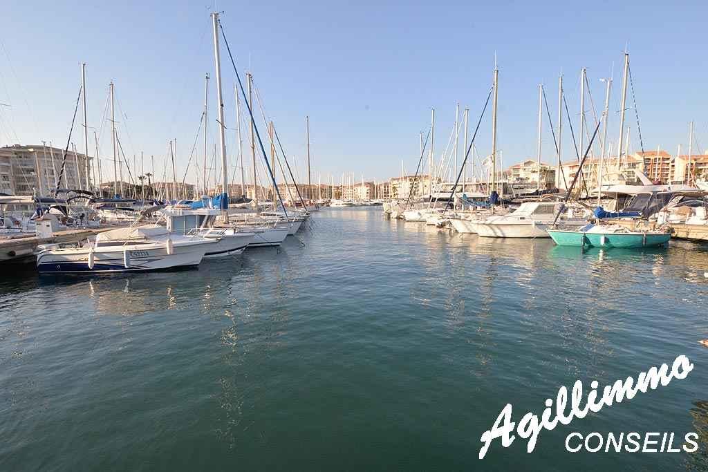 Maison à vendre proche des plages et du Port - FREJUS - Côte d'Azur