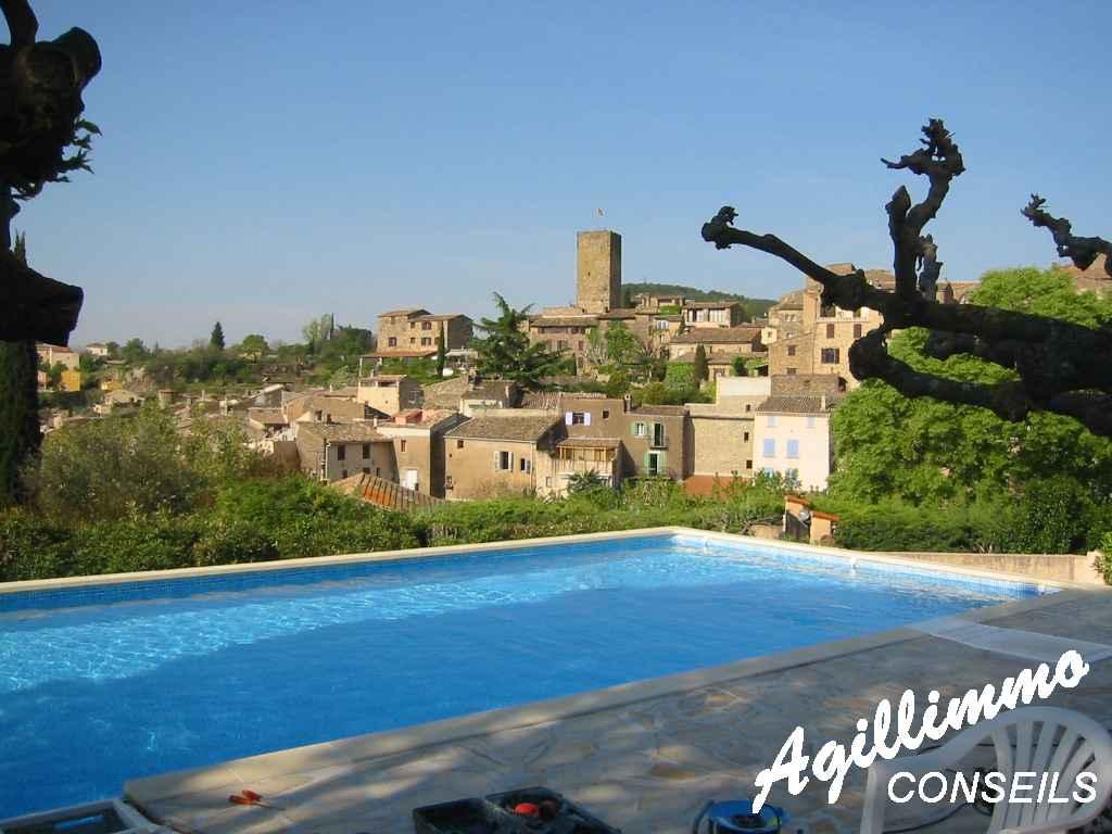 Villa avec vue imprenable et piscine - LES ARCS - Côte d'Azur