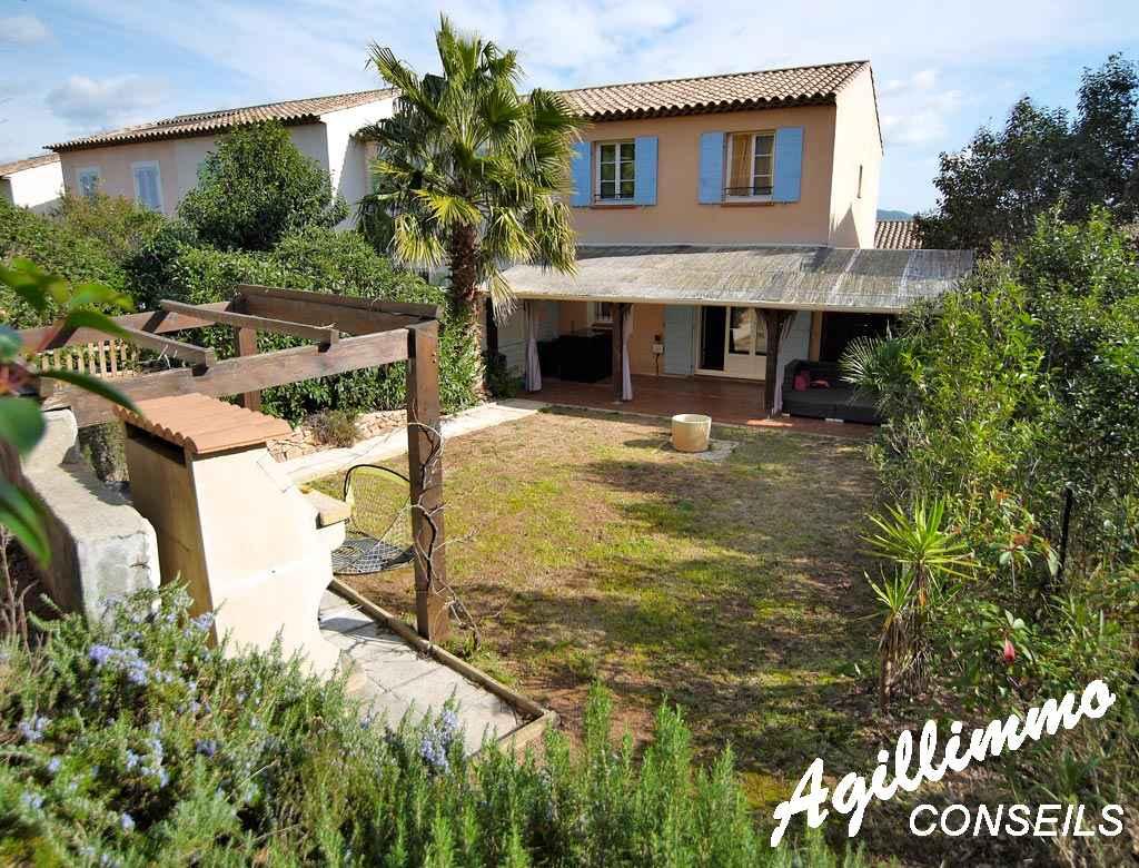 Maison de 86m2 au Coeur de la Bouverie - ROQUEBRUNE SUR ARGENS - Côte d'Azur