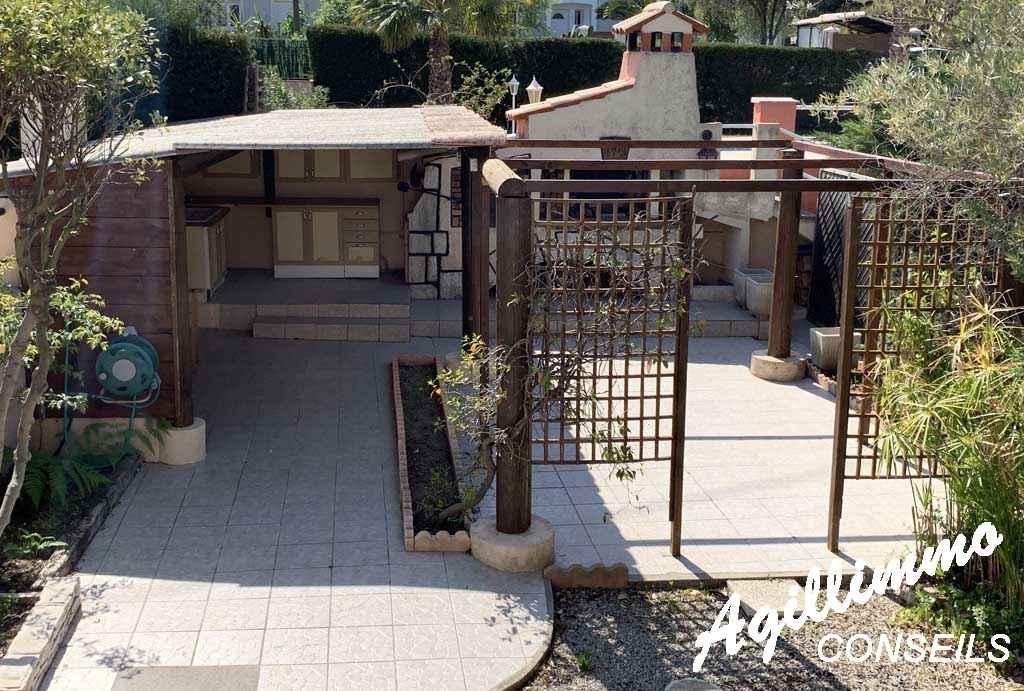 T3 avec jardin de 228 M2 - PUGET SUR ARGENS - Côte d'Azur