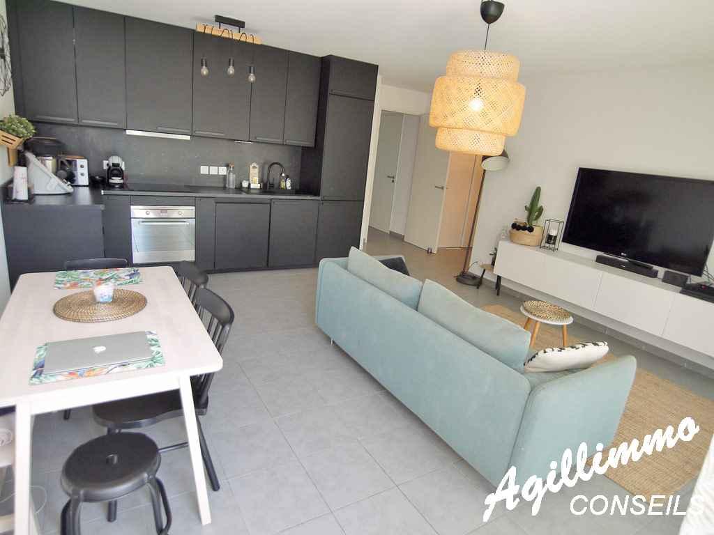 Magnifique T3 moderne avec terrasse, jardin - PUGET SUR ARGENS - Côte d'Azur
