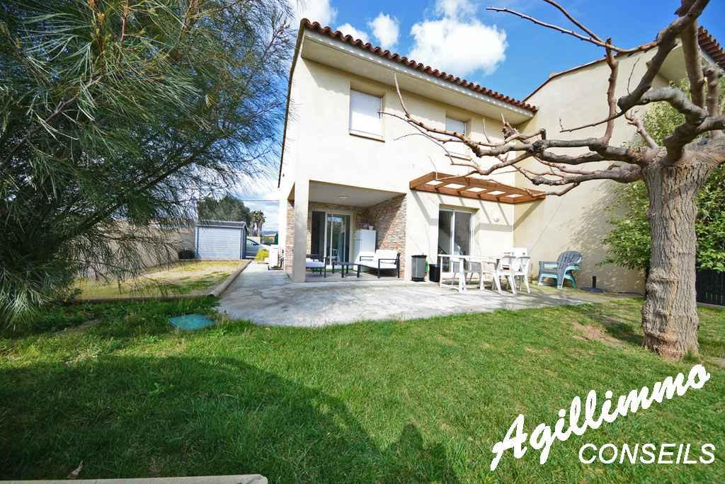 Maison 3 pièces en duplex avec jardin 160 - PUGET SUR ARGENS - Côte d'Azur