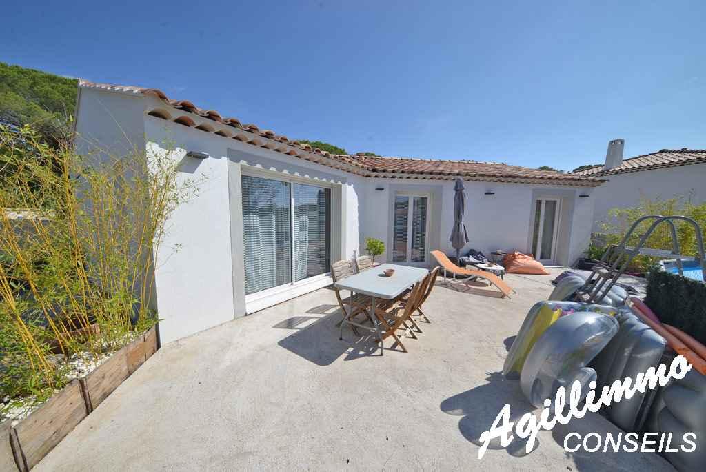 Villa 4P moderne terrain 550m2 - PUGET SUR ARGENS - Côte d'Azur