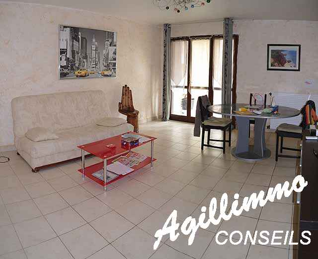 Appartement 3P dans résidence fermée Secteur hôpital - FREJUS - Côte d'Azur